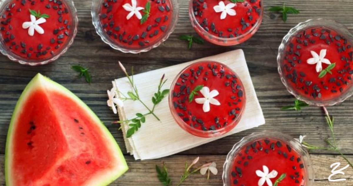 Come preparare il dolce di Ferragosto: Gelo di Melone