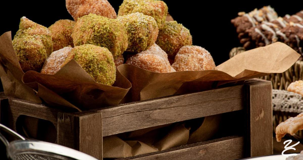 Il dolce Fritto Siciliano  di Vincenzo Cinardo