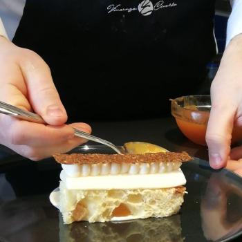 Dessert Al piatto Cinardo